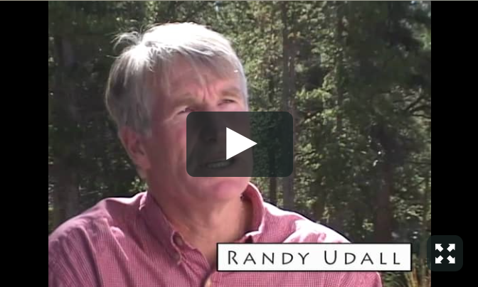 Randy Udall – Friend and Mentor