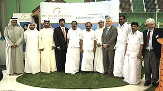 United Arab Emiraties and PTL Solar Inc., Dubai, UAE