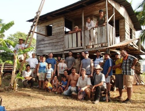 Ian Woofenden's Costa Rica Solar Workshop in March