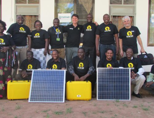 Greetings from Tanzania