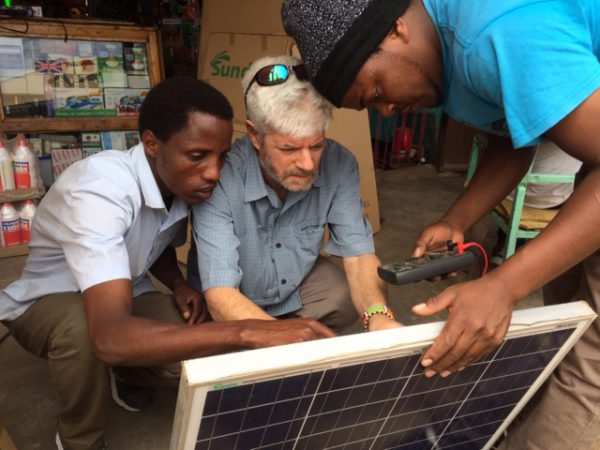 Shopping for Solar Equipment