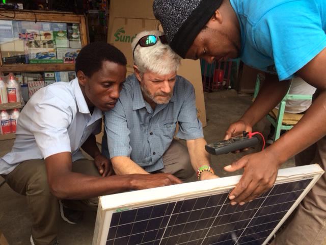 Shopping for Solar Equipment