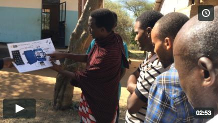 We Share Solar- Installation at Terrat Secondary School