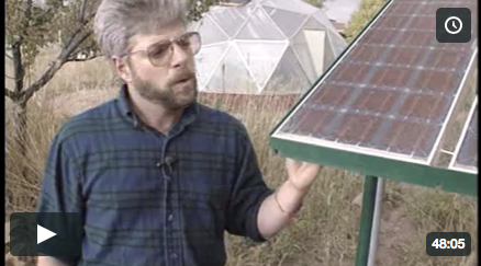Johnny Weiss – Vintage Residential Solar Video