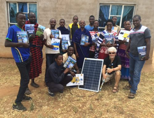 Week-long PV Workshop in Tanzania