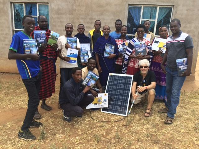 Week-long PV Workshop in Tanzania