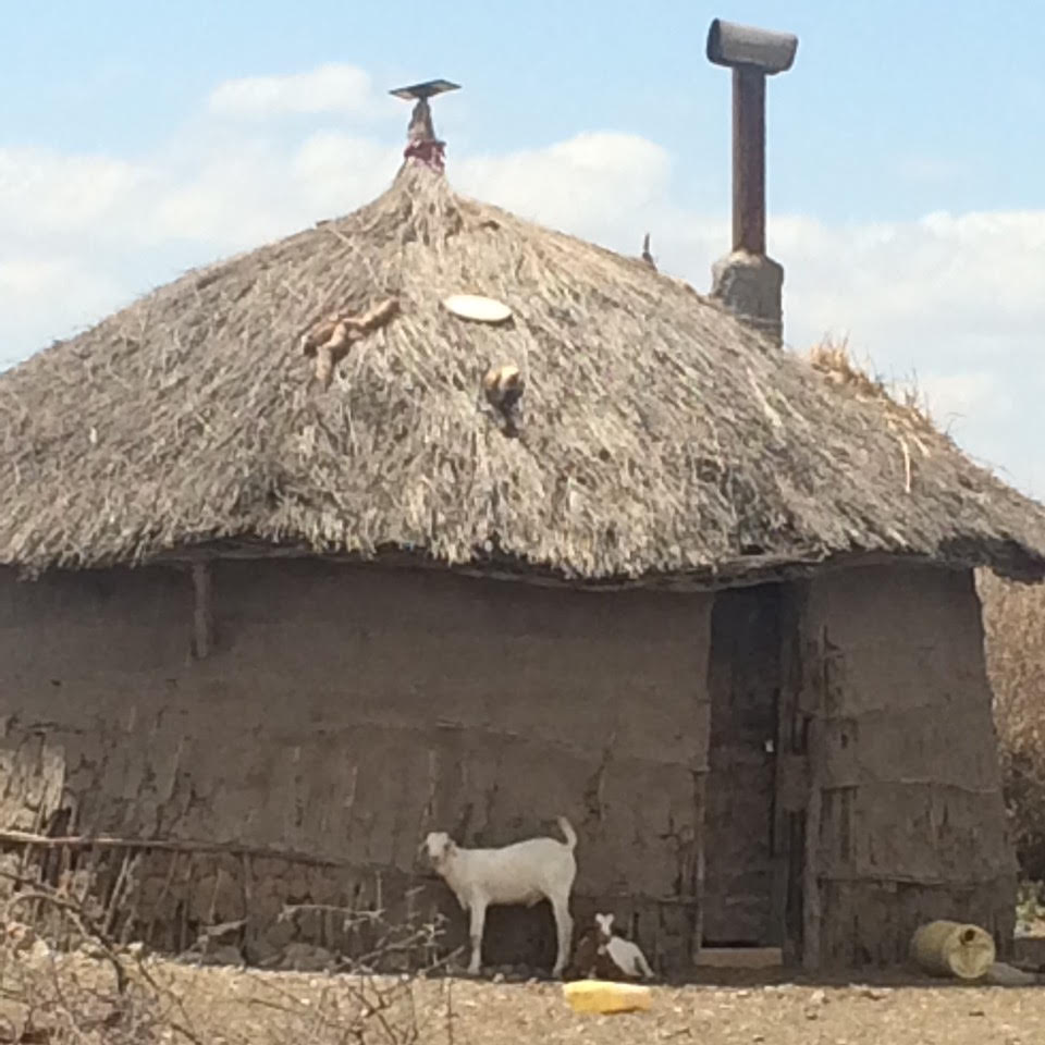 Maasai Stove and Solar