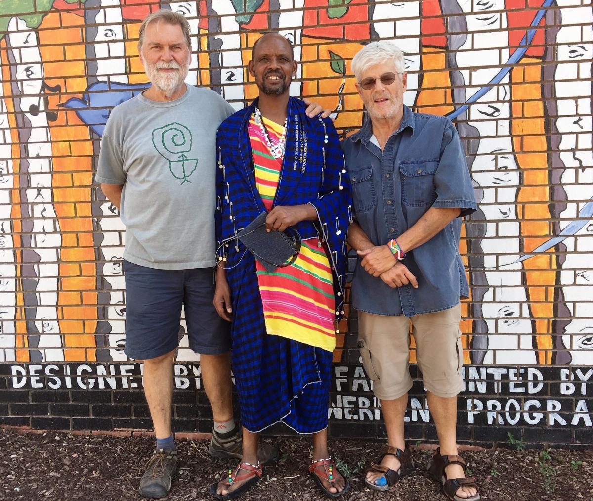 KDNK Radio Interview: Massai Leader Lukas Kariongi Ole-Simanjiro