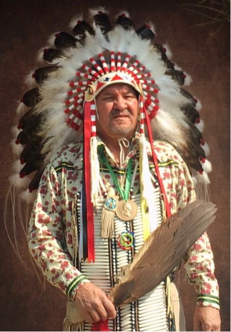 Chief Henry Red Cloud